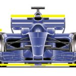 design formule 1 2017 giorgio piola 13