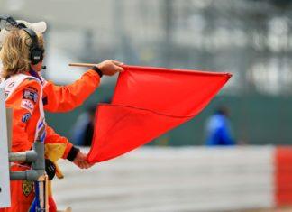 formule1 drapeau rouge
