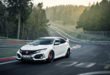 Honda Civic Type R 2017 Nurburgring