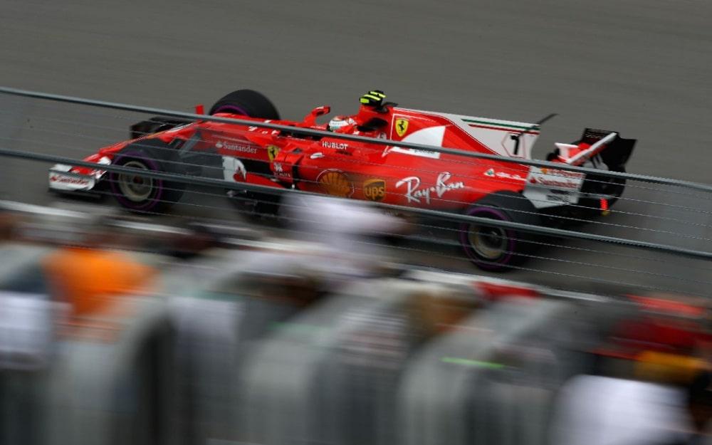 formule 1 kimi raikkonen 2017 canada