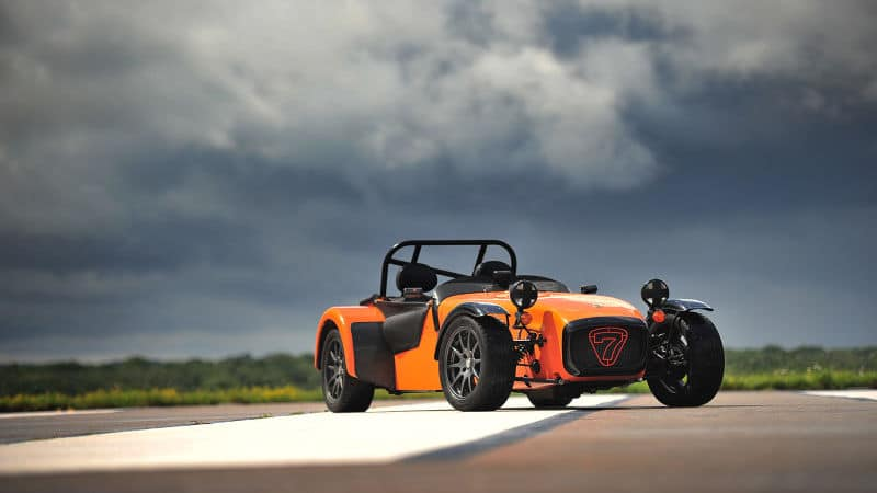 Caterham Seven Downshift