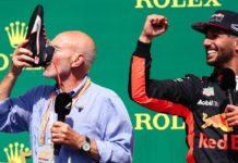 victoire 2017 ricciardo sir patrick stewart grand prix canada