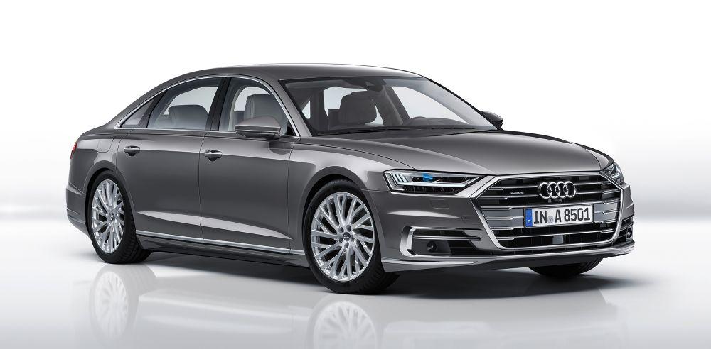 Nouvelle Audi A8 2017