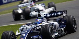 Cosworth Formule 1 Williams F1