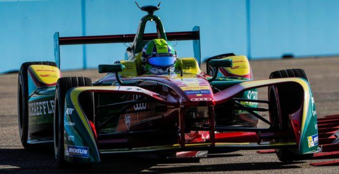 Formule E Audi Sport Saison 4