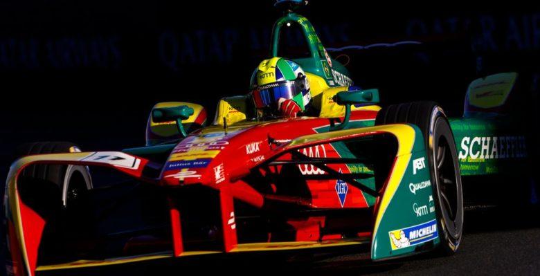 Formule E Audi Sport