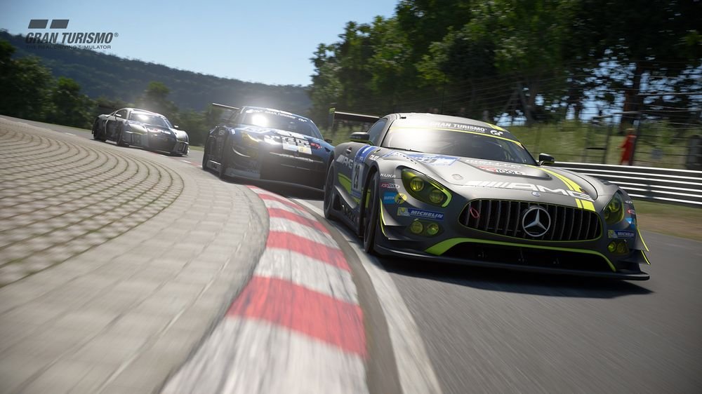 Gran Turismo Sport - Mise à jour 1.19 avec le circuit des 24 Heures du Mans