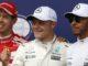 Top 3 pole position Grand Prix d'Autriche 2017