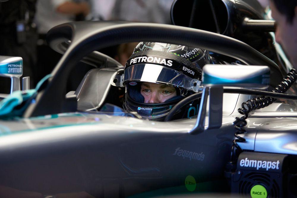 La FIA impose le Halo pour 2018
