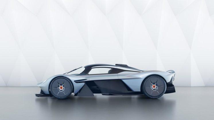 Aston Martin Valkyrie coté