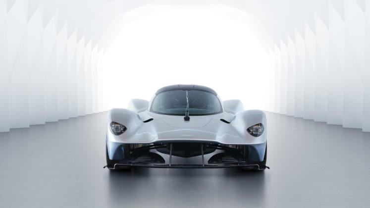 Aston Martin Valkyrie Newey design 2017