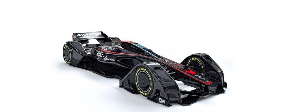 Concept Car Formule 1