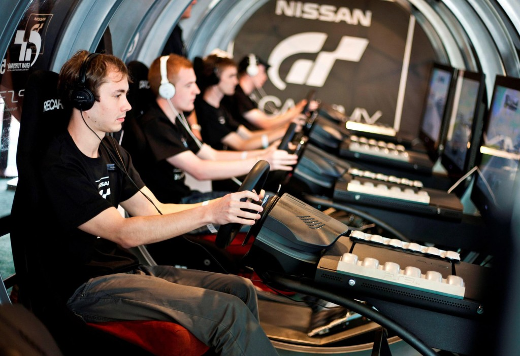 F1 gamers GT Academy