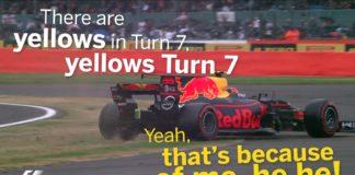 Team Radio mi-saison 2017 formule 1