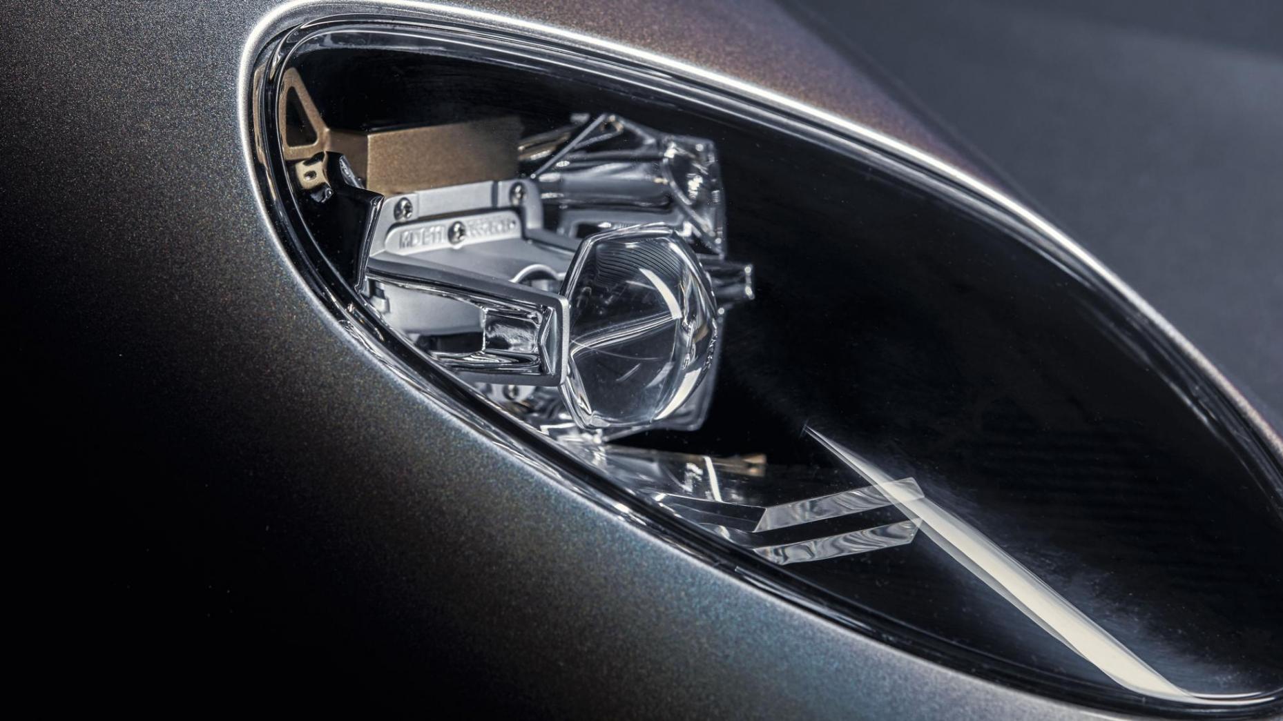 Aston Martin moteur central