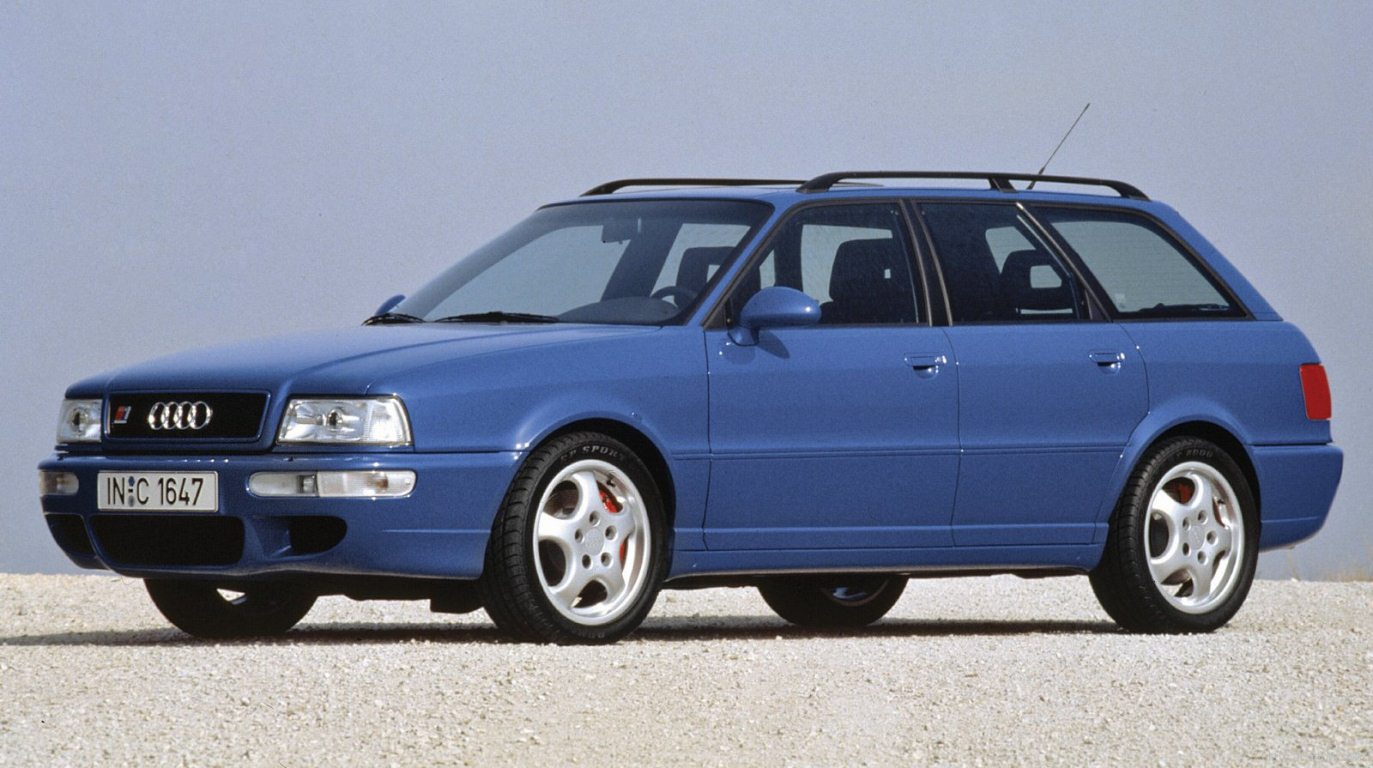 AUDI RS2 1993
