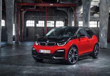 BMW i3s sportive électrique
