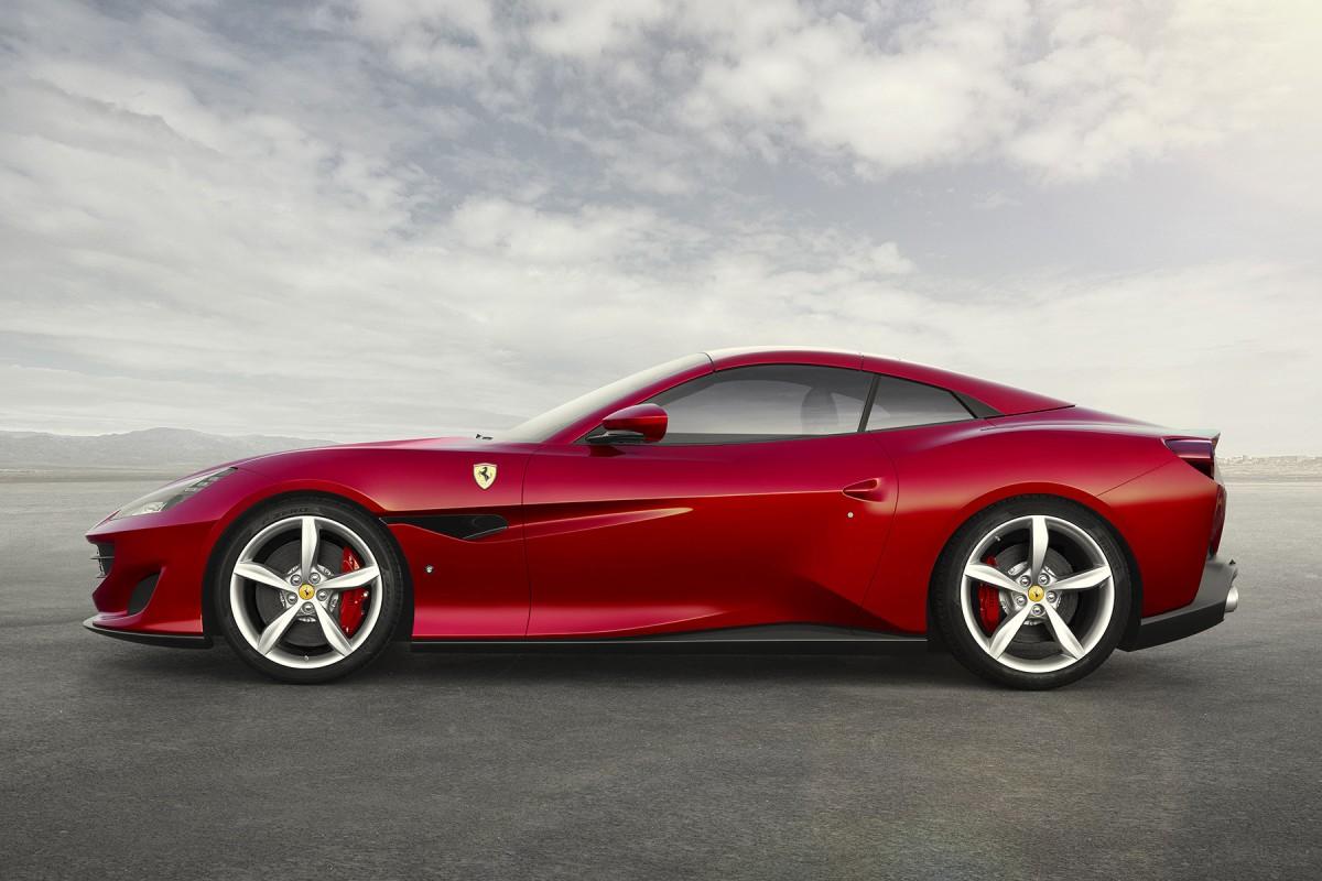 Ferrari Portofini 2017