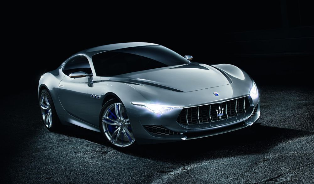 Concept car Maserati