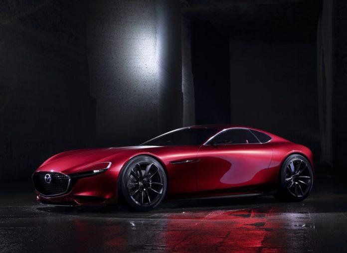 Mazda Rotary hybride Mazda Toyota