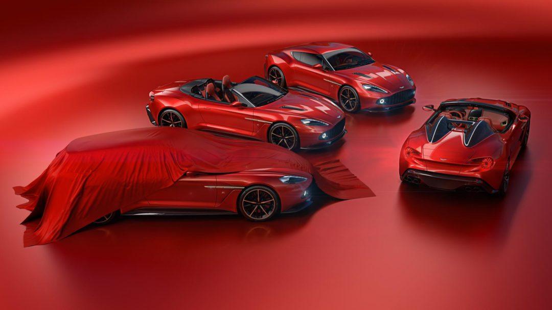 Aston Martin Vanquish Zagato - Enchères RM Sotheby