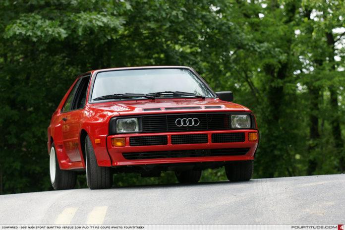 Audi Quattro Sport