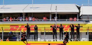 McLaren Honda Alonso Grand Prix Budapest 2017