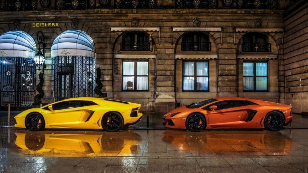Supercars Londres (2)