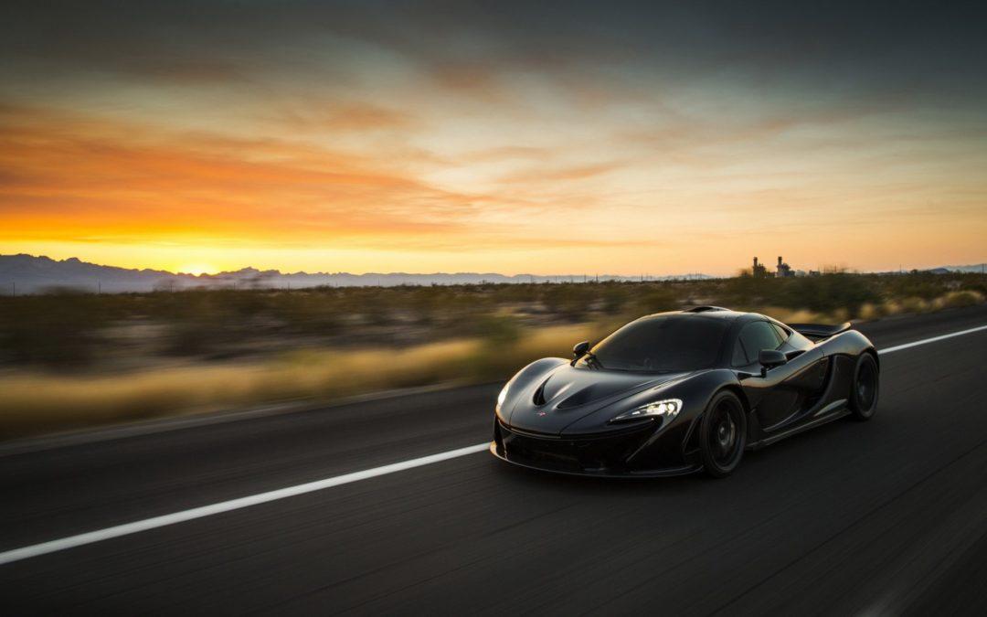 McLaren full-électrique