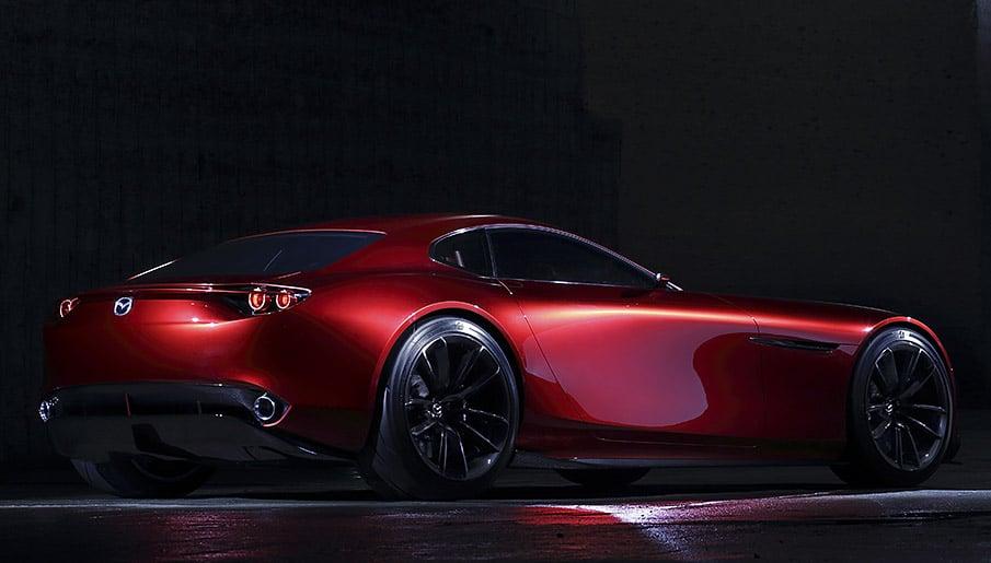 Mazda RX Vision - Salon Automobile de Tokyo 2017