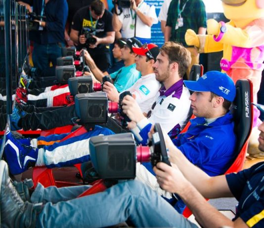 Codemasters F1 2017 eSport Formule 1