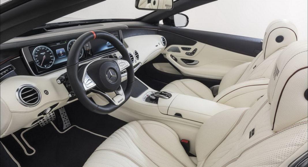 Mercedes S65 Cabriolet Brabus Rocket 900