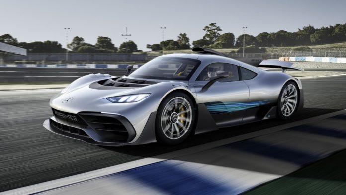 Mercedes-AMG Project One - IAA Francfort 2017