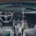 BMW Z1 Interieur
