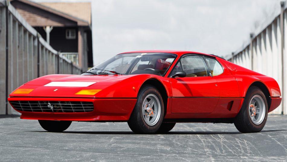 Ferrari 512 BB - 70 ans de Ferrari