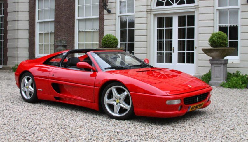 Ferrari F355 - 70 ans de Ferrari
