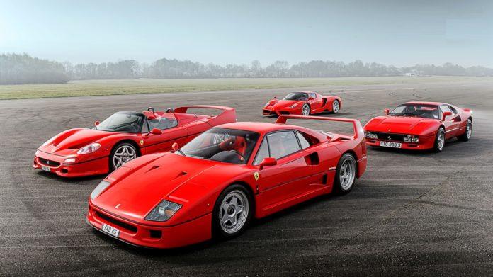70 ans de Ferrari