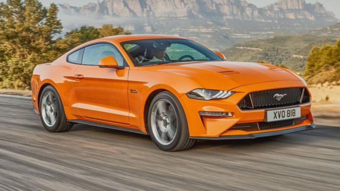 Ford Mustang 2018 - IAA Francfort 2017