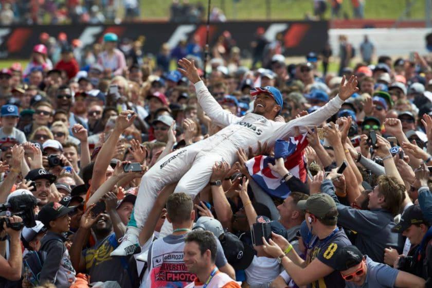Hamilton gagne le Grand Prix d'Italie 2017