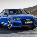 Nouvelle Audi RS4 - IAA Francfort 2017