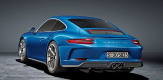 Porsche 911 GT3 Touring IAA Francfort 2017 (1)