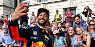 Médias Sociaux - Formule 1