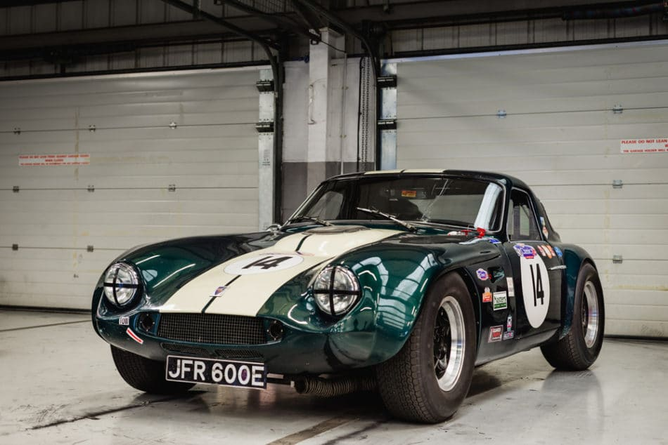 TVR Griffith (1963-1965)