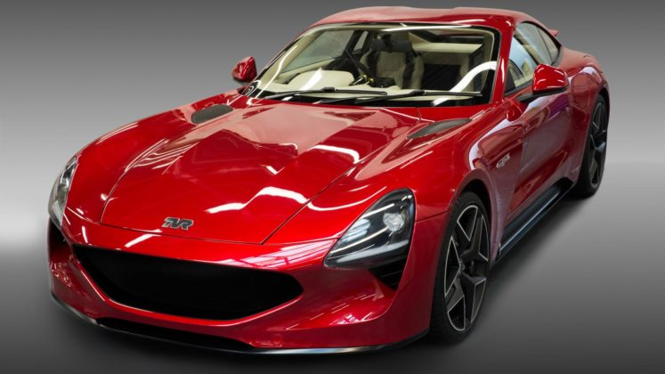 TVR Griffith V8 2019