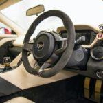TVR Griffith V8 2019 interieur