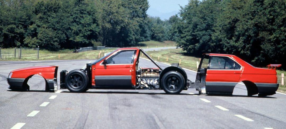 Moteur de F1 - Alfa Romeo 164 ProCar