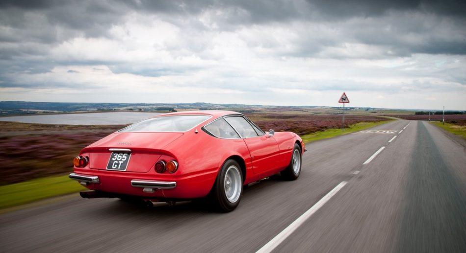 Ferrari 365 Daytona - 70 ans de Ferrari