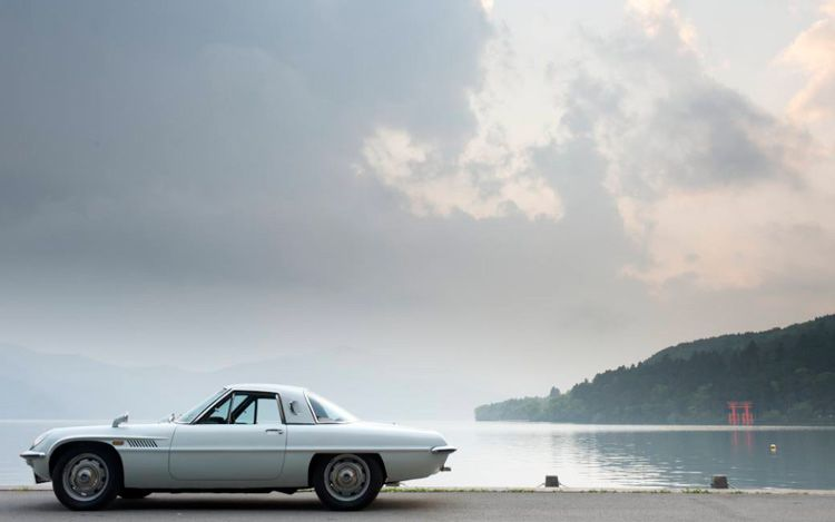 Cosmo - Mazda Rotary de retour