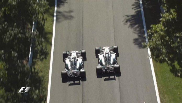 Mercedes Grand Prix d'Italie 2017