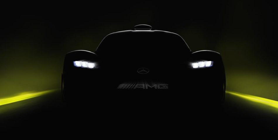 Mercedes-AMG Project One - Francfort 2017